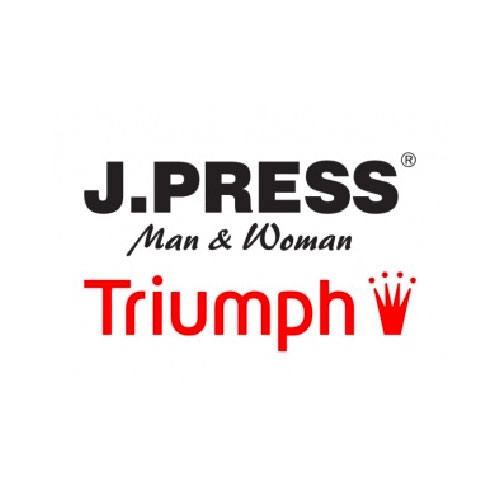 J.PRESS – TRIUMPH Márkabolt